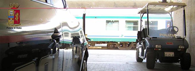 TAORMINA –  32enne del Bangladesh privo del biglietto minaccia il capotreno. Arrestato