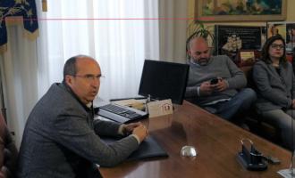 """CAPO D'ORLANDO – Ripascimento, il Sindaco Ingrillì: """"Chiederemo subito i fondi annunciati"""""""