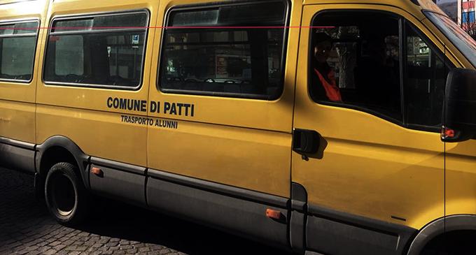 PATTI – 49.450 euro per servizio trasporto studenti, periodo settembre 2021-giugno 2022.
