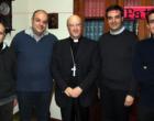 PATTI – Il 20 aprile il vescovo di Patti, mon. Giombanco istituirà nel Santuario di Tindari seminaristi nel ministero di Lettore e nel ministero di Accolito
