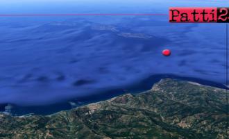 EOLIE – Lieve sisma di magnitudo 2.3 questa mattina alle Eolie, epicentro in mare ad una profondità di 131 km