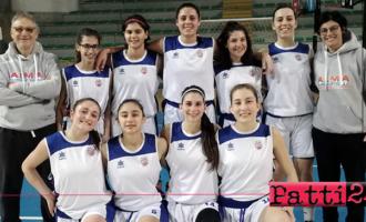 PATTI – Alma Basket Patti. Sfuma il titolo regionale under 16 di pallacanestro femminile
