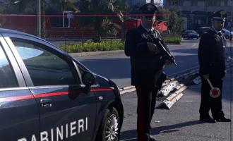 MESSINA – 6 arresti per estorsione, detenzione e porto abusivo di armi, spaccio di stupefacenti, furto aggravato, ricettazione e minacce.