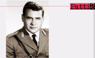BARCELLONA P.G. – L'11 aprile del '78 le Brigate Rosse uccidevano a Torino  l'agente di custodia Lorenzo Cutugno. A Barcellona P.G cerimonia commemorativa