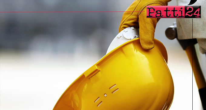CASTROREALE – Lavori urgenti sulla S.P. 87 per la ricostruzione del piano viabile e per il contenimento delle scarpate