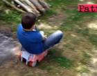 """SAN PIERO PATTI – Un """"capitombolo"""" da """"Paperissima Sprint"""""""
