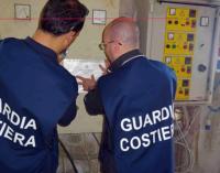 GIAMMORO – La Guardia Costiera di Milazzo sequestra l'impianto di depurazione consortile
