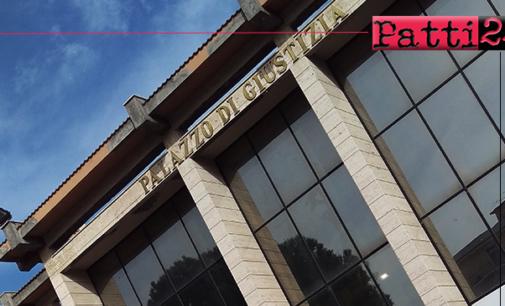 PATTI – Covid-19. Ulteriore caso di positività all'Ufficio di Procura del Tribunale.