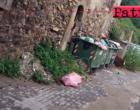 PATTI – Abbandono e degrado. Triste realtà anche in via Dei Greci …