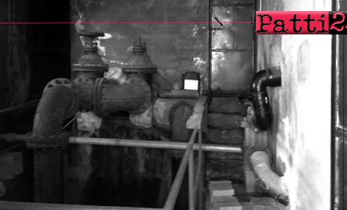 PATTI – Intervento di manutenzione ordinaria del sistema di telecontrollo dei pozzi del Timeto