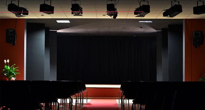 """PATTI – La sesta tappa del Tour poetico itinerante nazionale """"Strade di poesia"""" dell'associazione """"Beniamino Joppolo"""" al teatro Brancaccio di Palermo"""