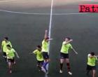 PIRAINO – Semifinale Campionato Giovanissimi fascia B di Barcellona. La Tyrrenium batte la Promosport Barcellona 2-0 , partita di ritorno giovedì a Barcellona