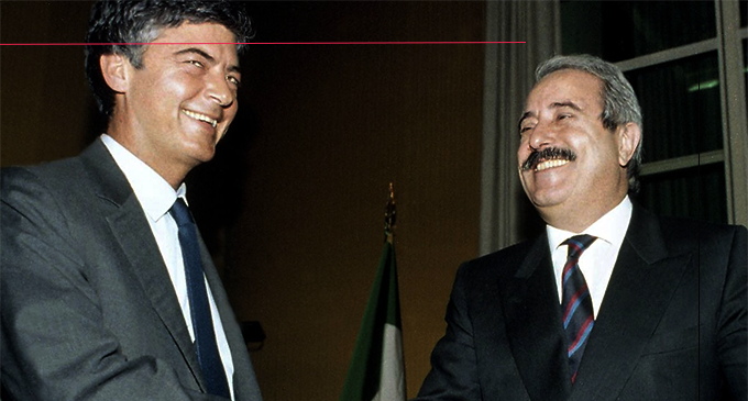 CAPO D'ORLANDO – Claudio Martelli riceve il premio dedicato a Salvatore Carnevale