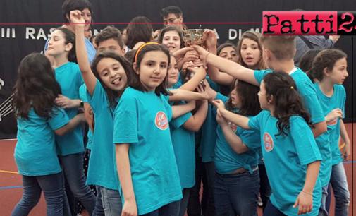 """PATTI – Trionfo degli allievi del coro """"I colori del mondo"""" nel concorso """"Le Muse"""""""