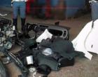 MILAZZO – Rinvenuti su un furgone, motore, cruscotto, interni di carrozzeria, parafanghi e paraurti asportati da una Fiat Panda. 3 denunciati