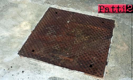 PATTI – Rete idrica. Riparati i guasti all'altezza della chiesa del Sacro Cuore e in via Gatto Ceraolo