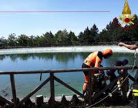SANTA LUCIA DEL MELA – 34enne scivola nel laghetto di Posto Leone ed annega. La tragedia è avvenuta in presenza della propria famiglia