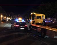 MILAZZO – La scorsa notte, tre denuncie per guida in stato di ebbrezza, ritirate sette patenti, 5.500 euro di contravvenzioni e 80 punti decurtati