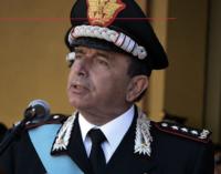MESSINA – Il Gen. di C.d'A. Luigi Robusto, domani, alla celebrazione del 204° annuale della fondazione dell'arma dei Carabinieri.