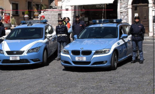 TAORMINA – In auto affiancano una ragazza e le strappano con violenza la borsa. Due arresti per furto con strappo.