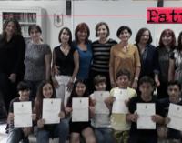 """PATTI – Nove alunni della """"Bellini"""" hanno conseguito la certificazione Trinity"""