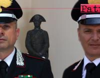 PATTI – Il S. Ten. Rocco Romeo al Comando del NORM della Compagnia di Patti ed il Luogotenente Antonino Bonarrigo assume il Comando della Stazione