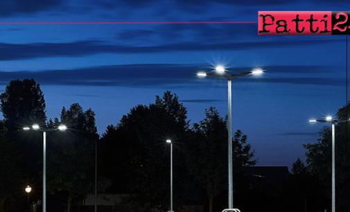 PATTI – Realizzazione impianto di pubblica illuminazione in contrada Belfiore.