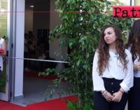 PATTI – Inaugurata la nuova sede del Liceo Scientifico di Patti. La nuova struttura è dotata di 20 aule