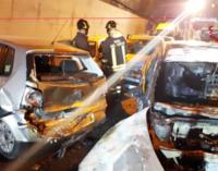 A20 – Grave incidente sull'A20 tra Milazzo e Rometta. Pullman perde olio e provoca tamponamento a catena. Un'auto in fiamme e un ferito grave