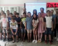 """PATTI – Un mix tra il presente e la storia della vita della regina Adelasia. Impegnati 24 alunni della """"Radice"""" e della """"Bellini""""."""