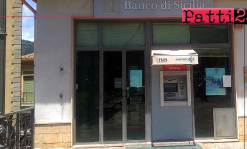 SAN PIERO PATTI – L'ultima banca … se ne va. A luglio la chiusura della filiale del gruppo UniCredit