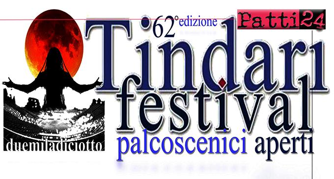 """PATTI – 62ª edizione di """"Tindari Festival – Patti palcoscenico aperto"""". Sabato la presentazione"""