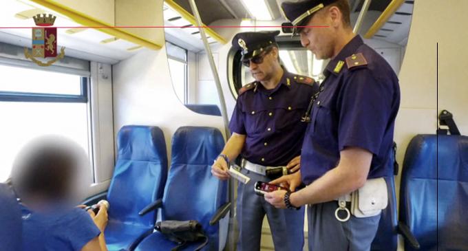 MESSINA – Sicurezza. Alla Polizia Ferroviaria nuovo supporto informatico che velocizza le procedure sempre connesso alla Sala Operativa