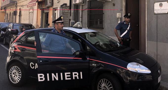 Porta Ingresso Ufficio : Roccalumera u2013 sorpresi mentre tentavano di forzare la porta di