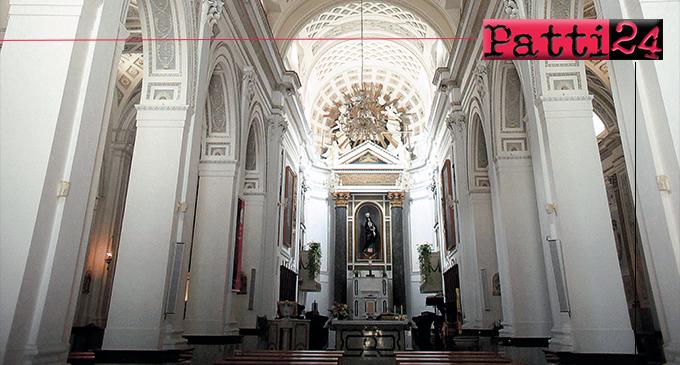 """SANTO STEFANO DI CAMASTRA – Liturgia Penitenziale per i giovani della diocesi di Patti. Sabato nella chiesa """"San Nicolò di Bari"""""""