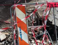 PATTI – Rete idrica… solita inefficienza della pubblica amministrazione.