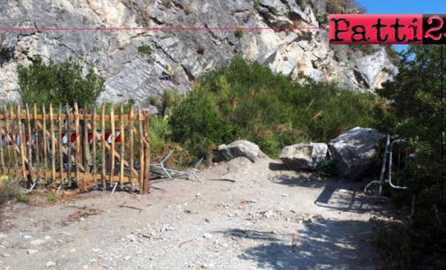 PATTI – Atti di vandalismo alla riserva naturale dei laghetti di Marinello. Mancano i controlli