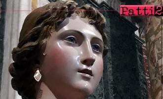 PATTI – Il 5 luglio festa liturgica della patrona e concittadina Santa Febronia