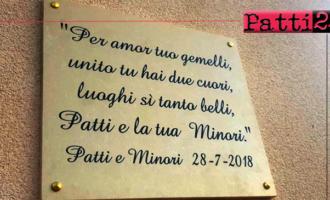 PATTI – Gemellaggio fra i comuni di Patti e Minori in nome della devozione verso Santa Febronia Trofimena