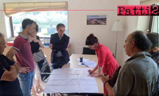 MAZZARRA' S.ANDREA – Discarica. Incontro tra il sindaco Pietrafitta e i rappresentanti nazionali del M5S