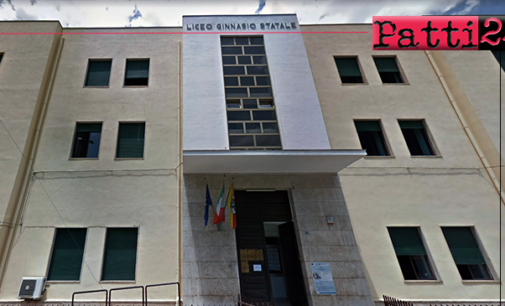 """PATTI – Liceo """"Vittorio Emanuele III"""". Oggi cerimonia di intitolazione dell'aula magna e della biblioteca."""