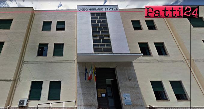 PATTI – I ragazzi del Liceo Vittorio Emanuele III di Patti superano i confini del lockdown