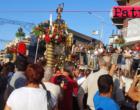 """PATTI – Attimi di commozione per il """"ritorno"""" dopo 50 anni delle reliquie della patrona e concittadina Febronia"""