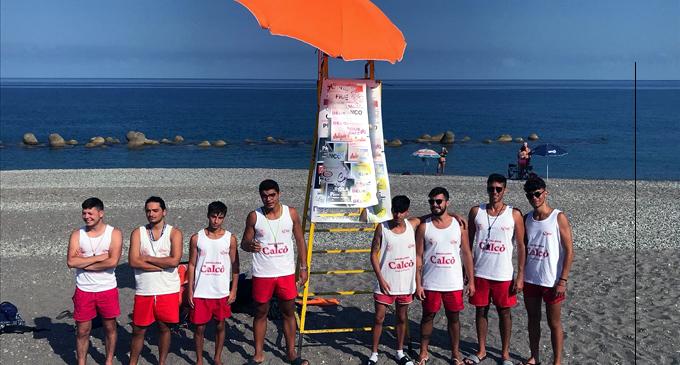 CAPO D'ORLANDO – Operativo il servizio di salvataggio sul litorale