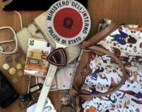 MESSINA – Trovato con la borsa scippata poco prima ad un'anziana donna. Arrestato giovane russo
