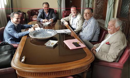 MESSINA – Assemblea Territoriale Idrica, si è svolta stamane a Palazzo dei Leoni la riunione operativa programmatica