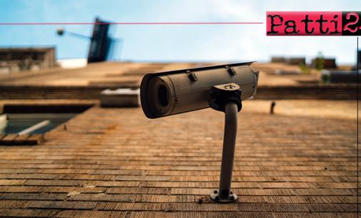 SAN PIERO PATTI – Sistema di videosorveglianza sul territorio comunale