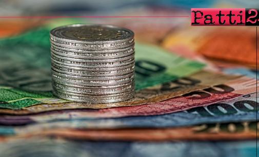 PATTI – Liquidata alla Creset Spa, la somma di 100.130,42 euro per servizio di accertamento e riscossione tributi