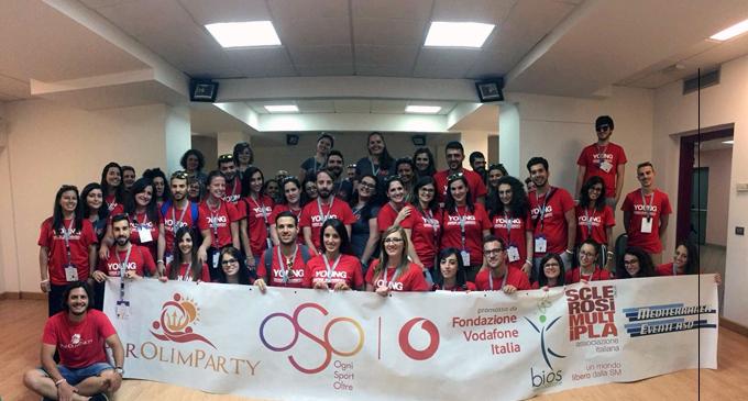 MILAZZO – Parolimparty, a settembre megaconvention dedicata a sport e disabilità