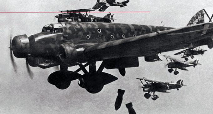 BARCELLONA P.G. – Il 12 agosto di 75 anni fa un bombardamento aereo distrusse il centro abitato. Il ricordo